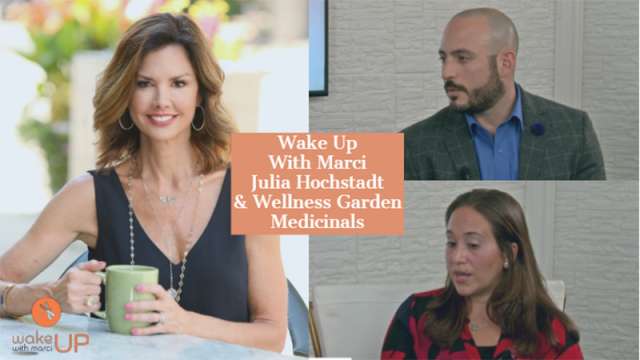 Julia Hochstadt and Wellness Garden Medicinals